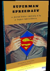 SUPERMAN SPRZEDAŻY poradnik sprzedawcy